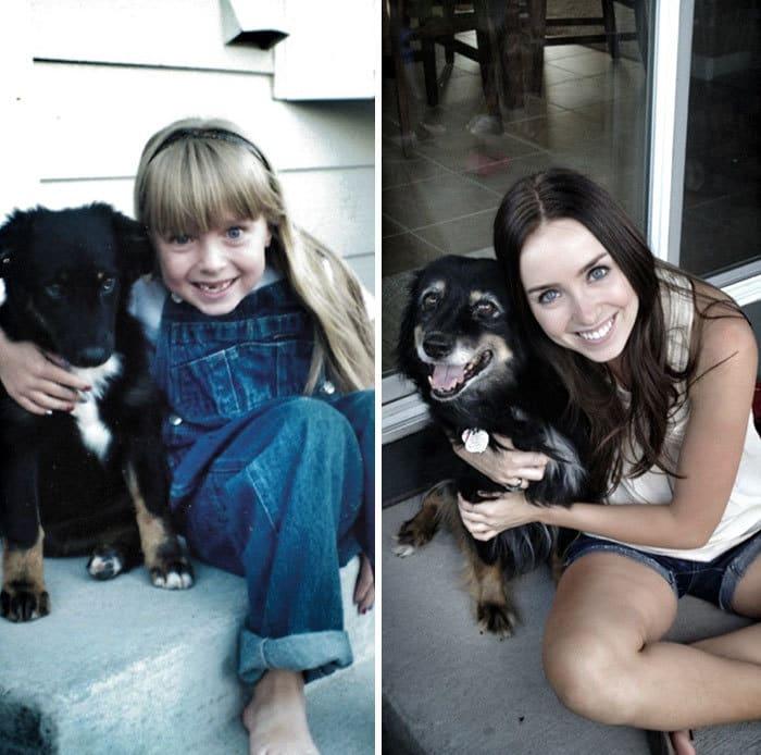 Моя собака И я, 1998 и 2012 годах