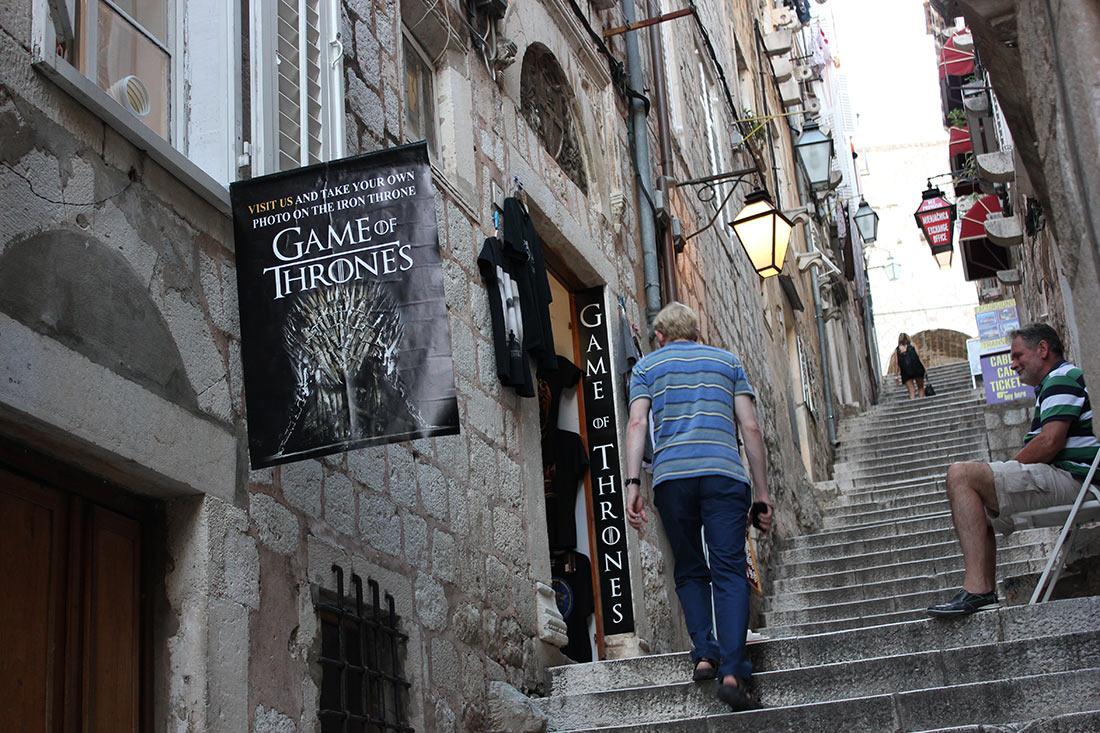 Игра престолов Дубровник