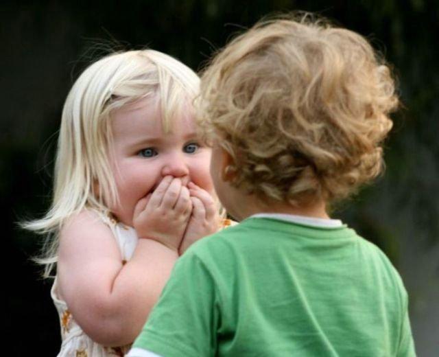 Позитивные фотки детей -17 фото