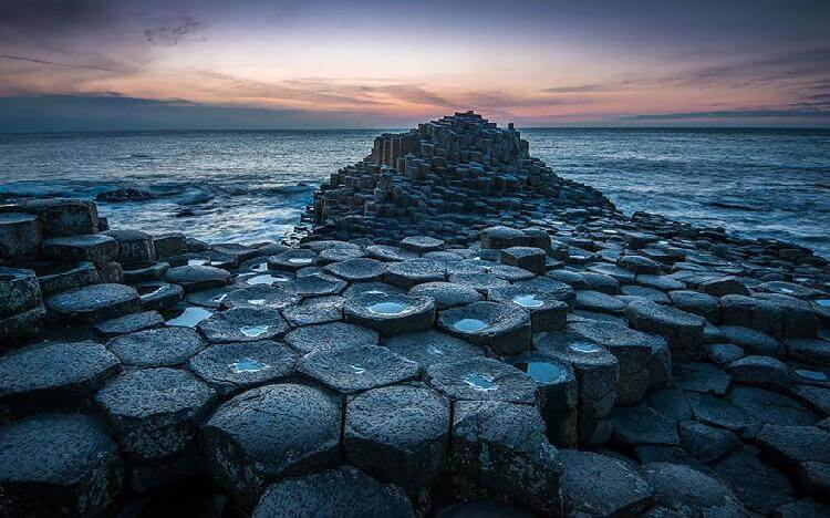 Дорога гигантов, Северная Ирландия
