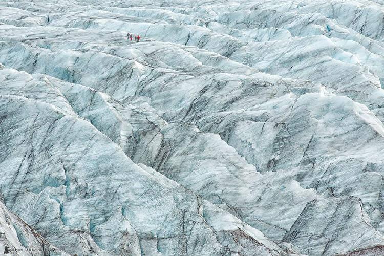 Ледник Скафтафетль, Исландия