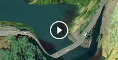 Топ-5 самых ОПАСНЫХ дорог мира. Это видео заставит вас полюбить наши дороги!