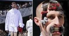 Этот мужской показ мод в Париже поразил даже самых стойких! Зрители смеялись до потери пульса…