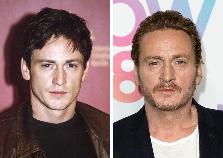 Как поменялись 25 актеров Франции со своих первых ролей