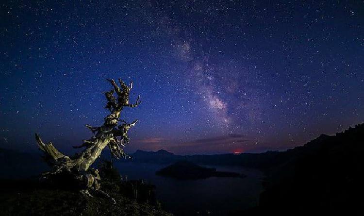 Национальный парк Озеро Крейтер, Орегон, США
