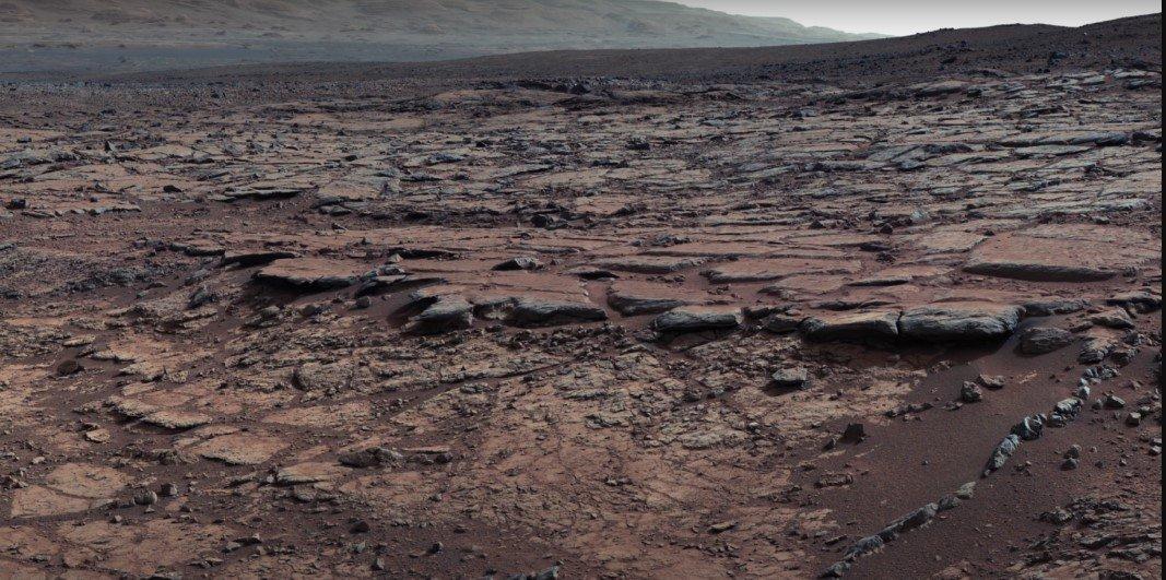 Первое видео Марса в лучшем на сегодняшний день качестве 4К