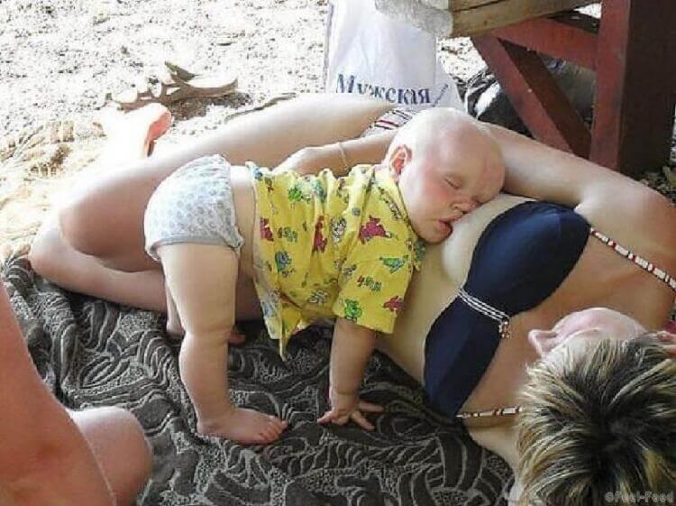Фото, от которых будут смеяться все родители